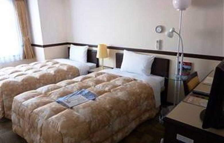 Toyoko Inn Tokyo-Eki Shin-Ohashi Mae - Room - 1