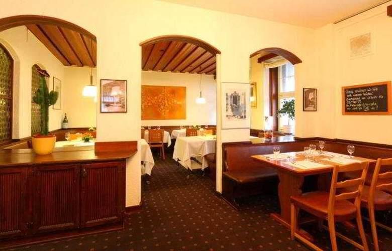 Muenchnerhof Swiss Quality Hotel - Restaurant - 8