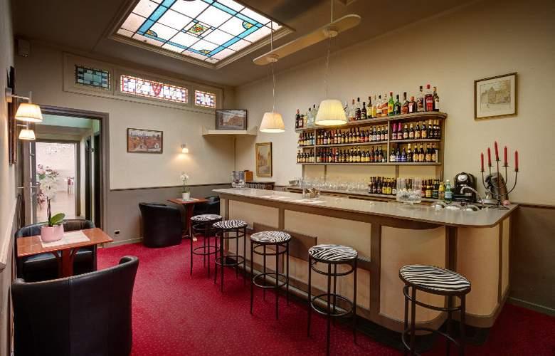 Jacobs Hotel Brugge - Bar - 14
