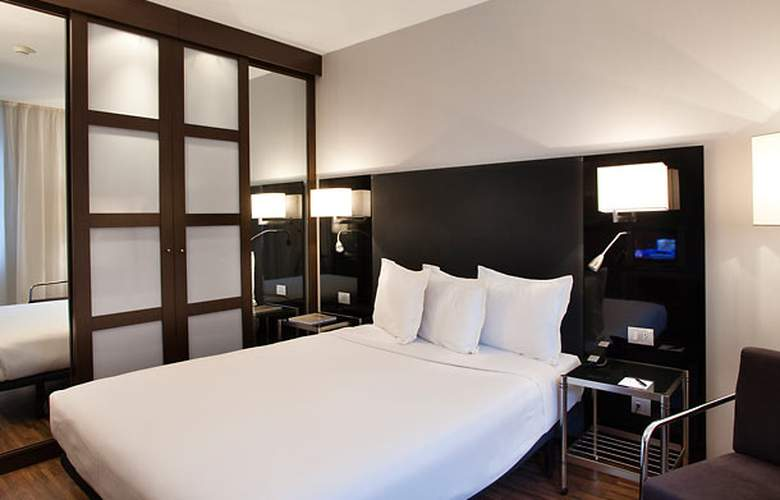 AC Madrid Feria - Room - 2