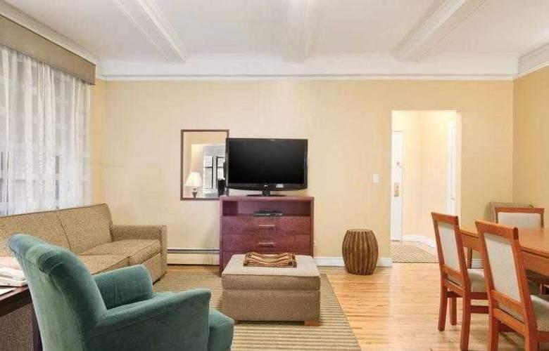 Best Western Plus Hospitality House - Apartments - Hotel - 64