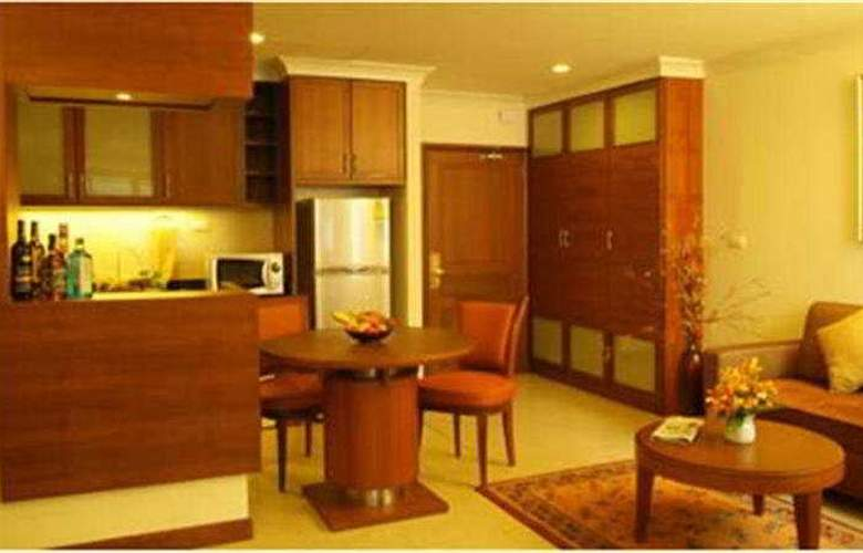 Admiral Suites Sukhumvit by Compass Hospitality  - Room - 6