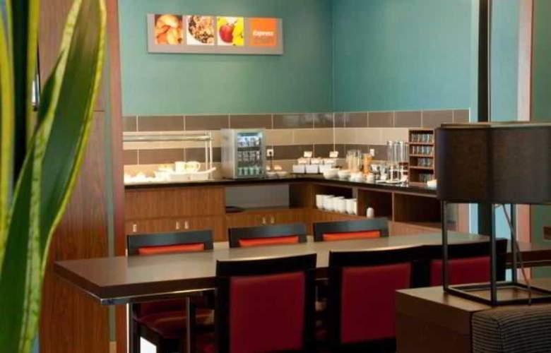 Holiday Inn Express Warsaw Airport - Restaurant - 2