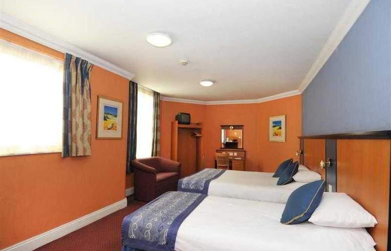 Best Western Corona - Hotel - 33