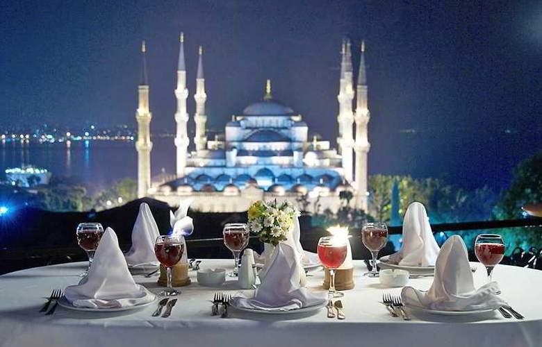 Deluxe Golden Horn Sultanahmet - Restaurant - 8