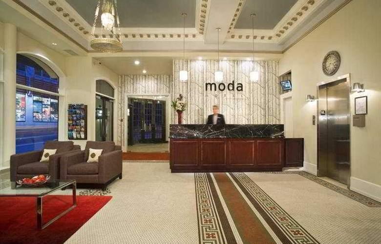 Moda Hotel - General - 2