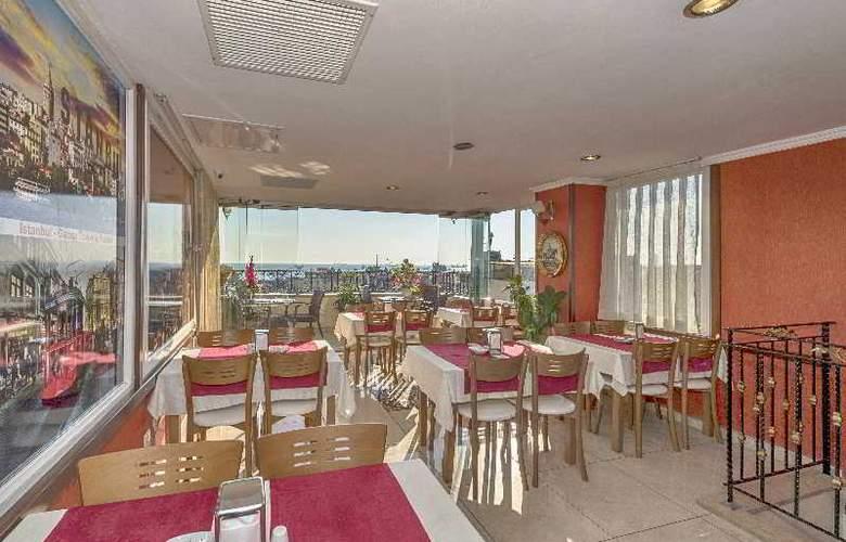 Elfida Suites Hotel - Restaurant - 31