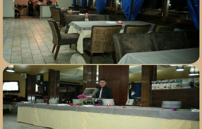 Bayard Rooms - Restaurant - 36