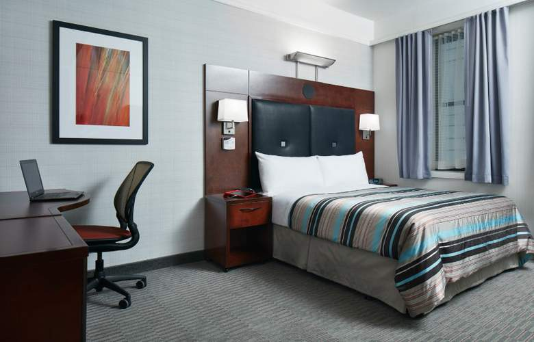 Club Quarters Midtown - Times Square - Room - 2