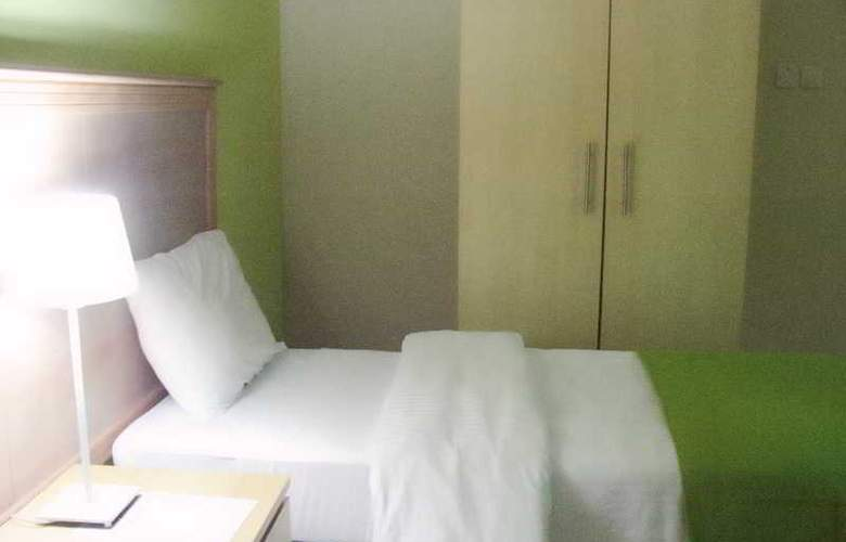 Mutrah Hotel - Room - 12