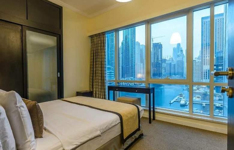 Nuran Marina Serviced Residences - Room - 3