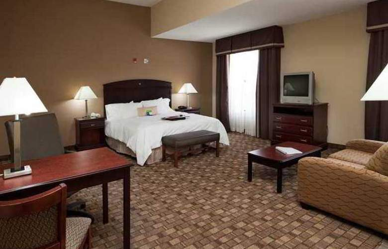 Hampton Inn & Suites Burlington - Hotel - 6