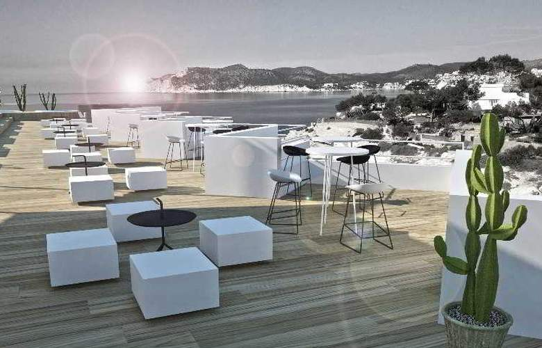 Fergus Style Cala Blanca Suites - Terrace - 13