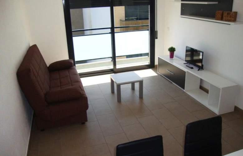 Apartamentos Peñiscola Centro 3000 Sin Piscina - Room - 5