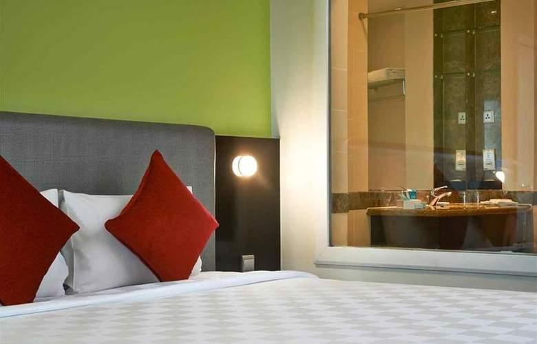 Novotel Kuala Lumpur City Centre - Room - 38