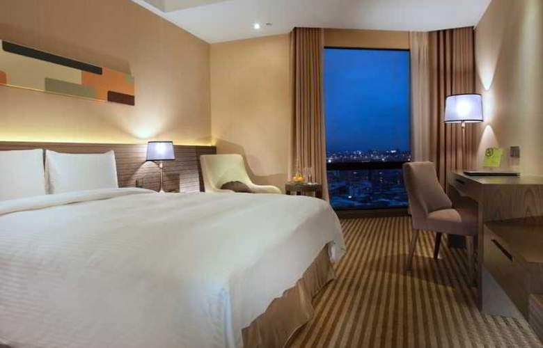 Park City Hotel Luzhou Taipei - Room - 4