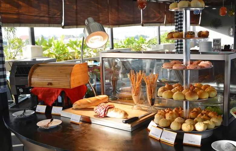 Ramada Bali Sunset Road Kuta - Restaurant - 17