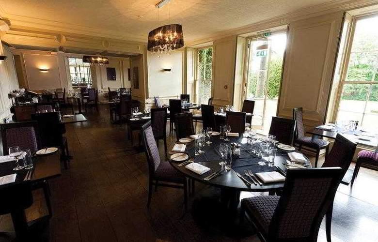 Best Western Mosborough Hall - Hotel - 17