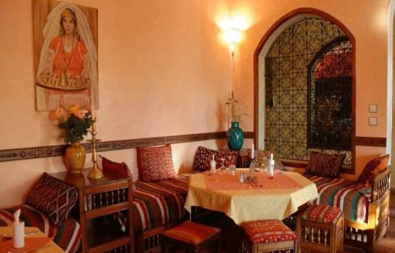 Riad Zahra - Restaurant - 53