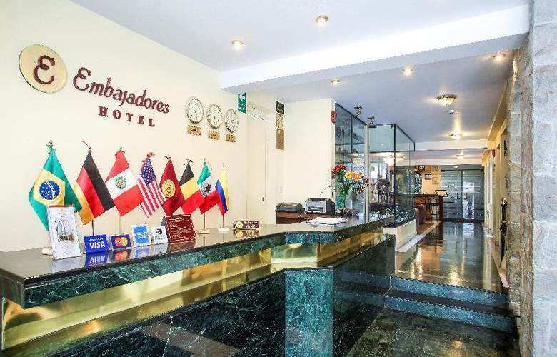 Embajadores Hotel - General - 1