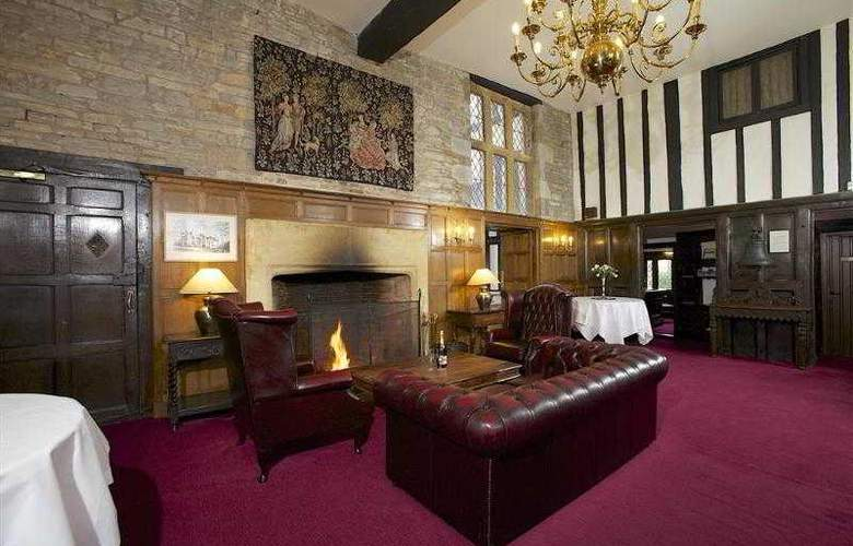 Best Western Salford Hall - Hotel - 44