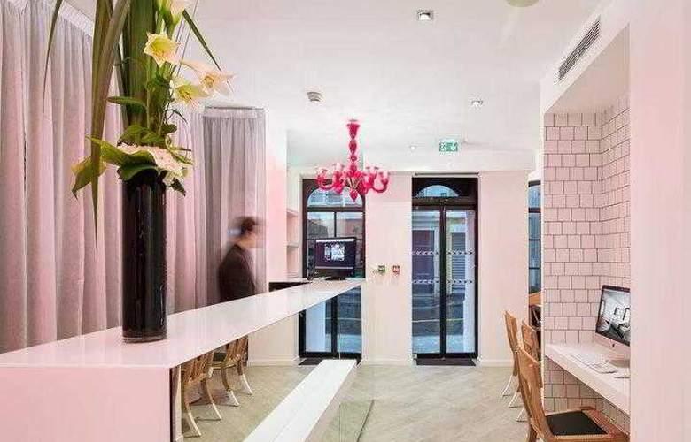 Best Western Premier Faubourg 88 - Hotel - 16
