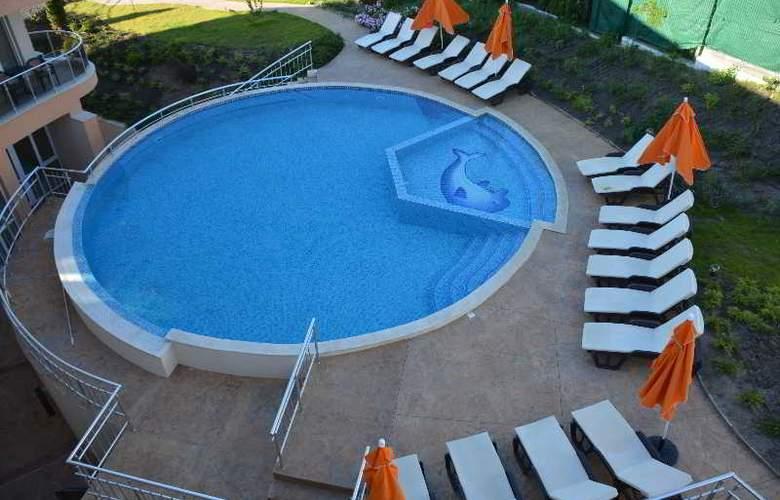 Villa Orange - Pool - 2