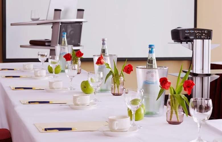 Best Western Premier Airporthotel Fontane Berlin - Conference - 50