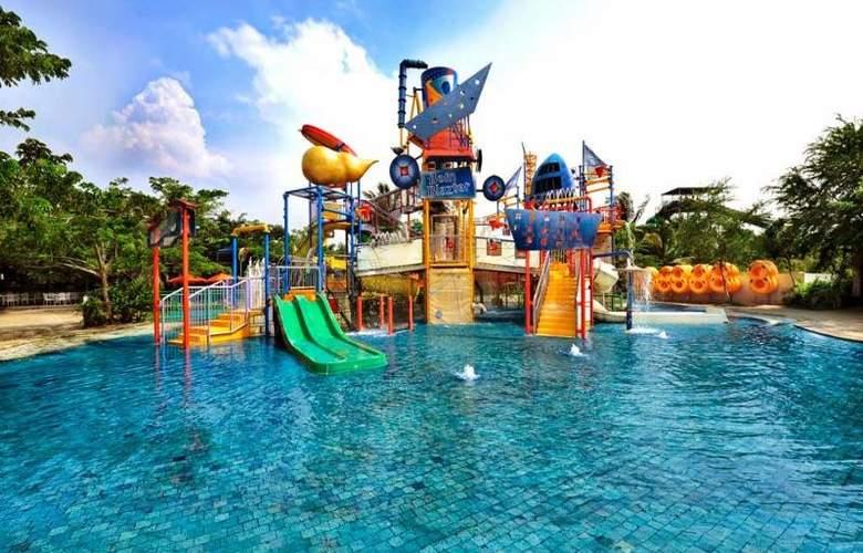 Best Western Resort Kuta - Sport - 46