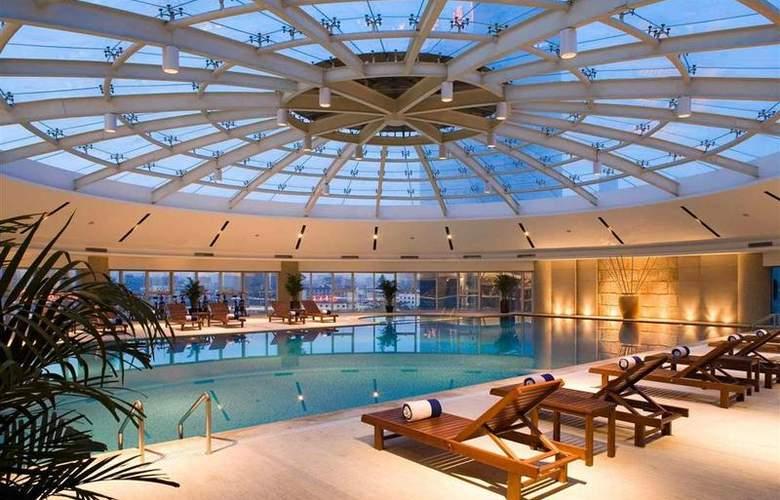 Sofitel Nanjing Galaxy Suning - Hotel - 23