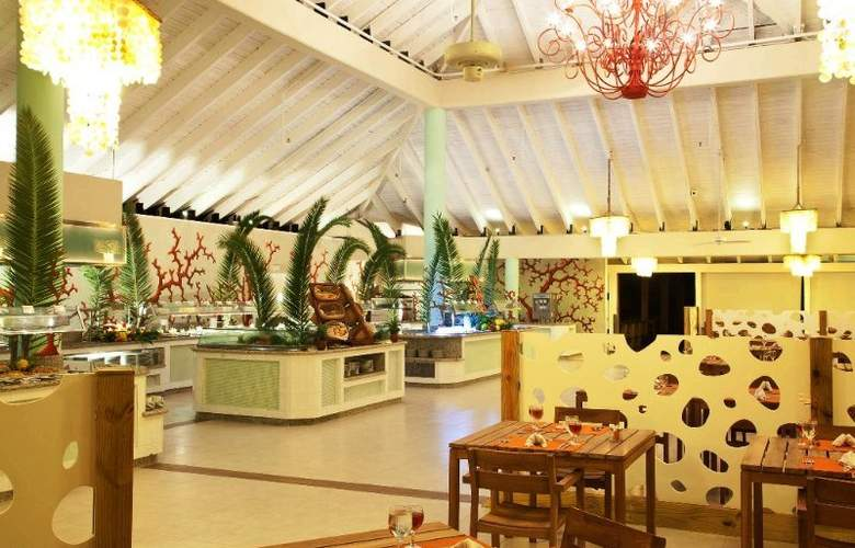Grand Palladium Bavaro Resort & Spa - Restaurant - 5