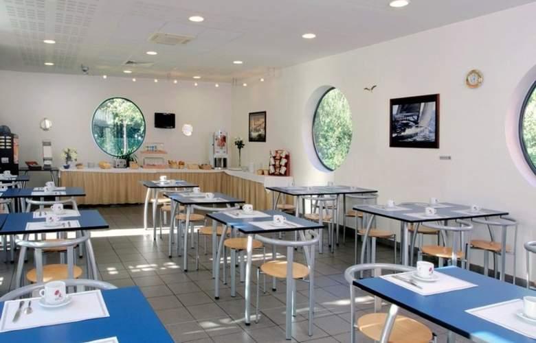 Appart'City Bordeaux-Merignac - Restaurant - 12