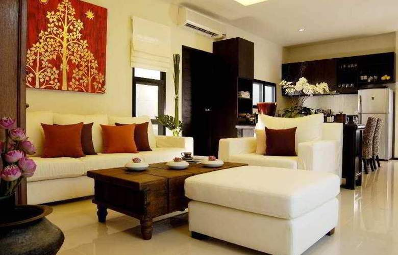 Two Villas Holiday Oriental Style Layan Beach - Room - 11