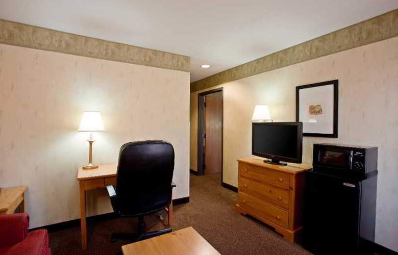 Hampton Inn Flagstaff - Room - 10