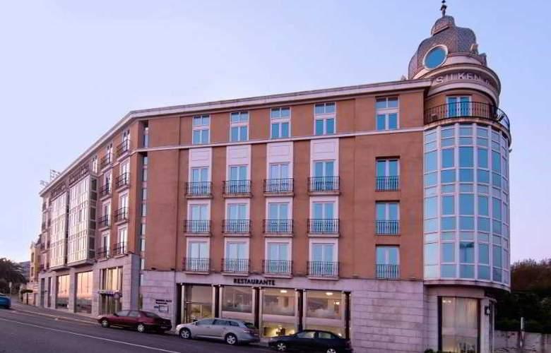 Silken Rio Santander - Hotel - 12