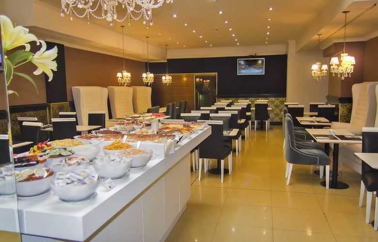 Ker Recoleta Hotel & Spa - Restaurant - 15