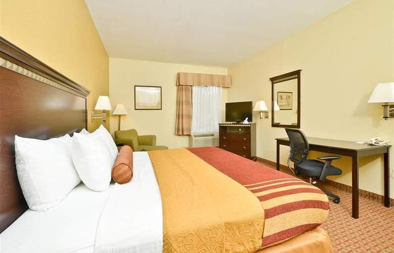 Best Western Greenspoint Inn and Suites - Room - 121