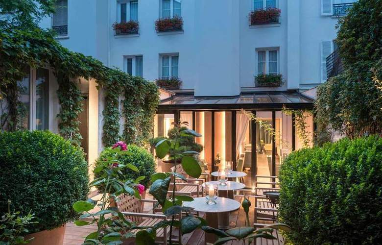Mercure Paris Champs Elysées - Hotel - 26