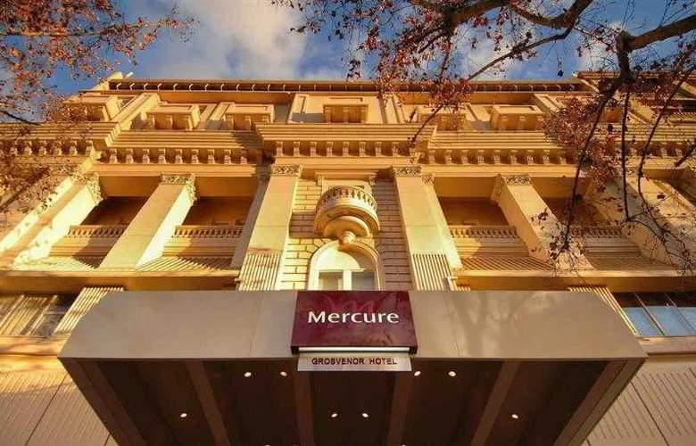 Mercure Grosvenor Adelaide - Hotel - 49