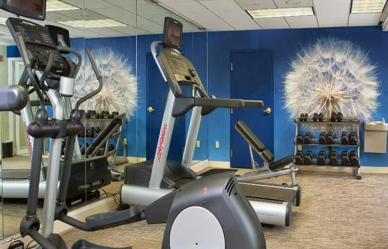 Springhill Suites Fort Lauderdale Airport - Sport - 8