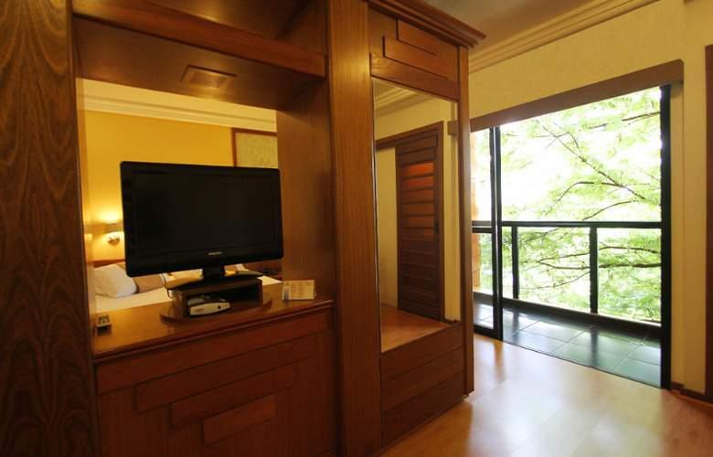 Harbor Hotel Batel - Room - 4