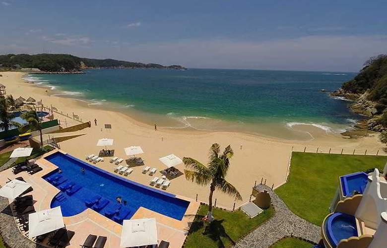 Quinta Bella Huatulco - Beach - 23