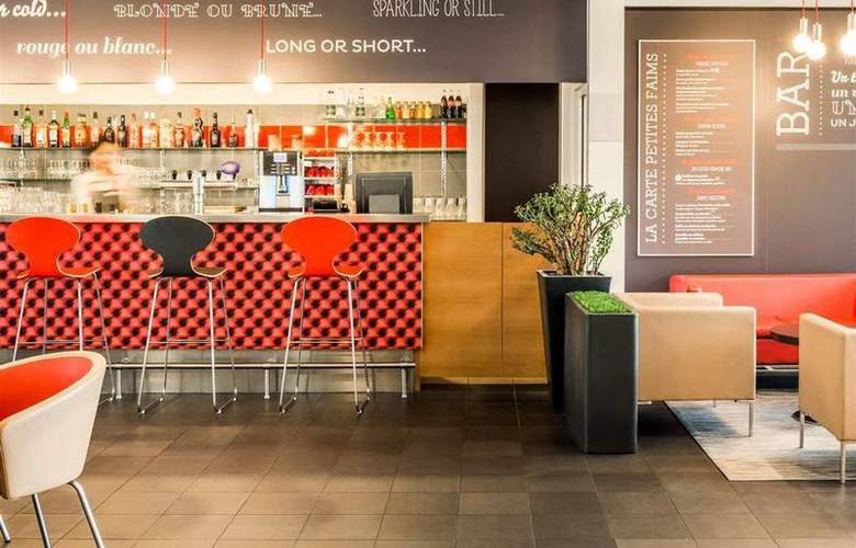 ibis Paris 17 Clichy-Batignolles - Bar - 8