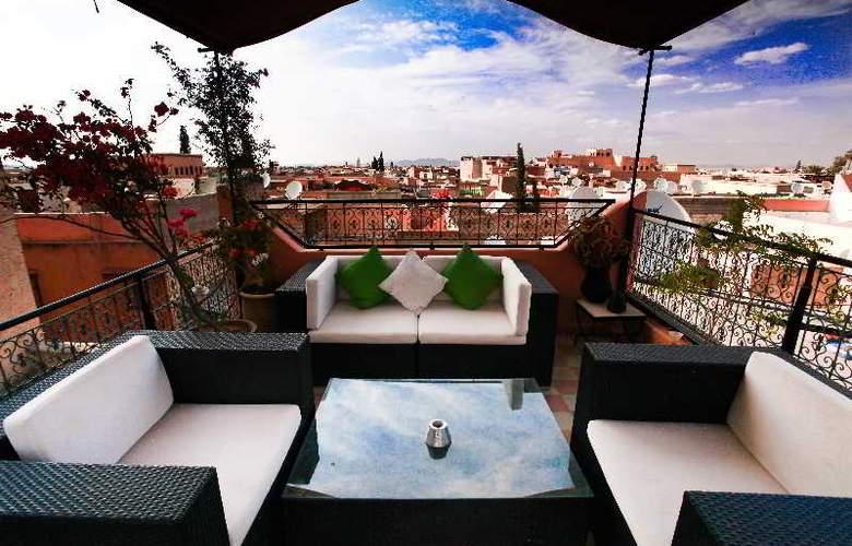 Riad El Grably - Terrace - 6