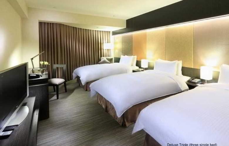 Park Taipei - Room - 8