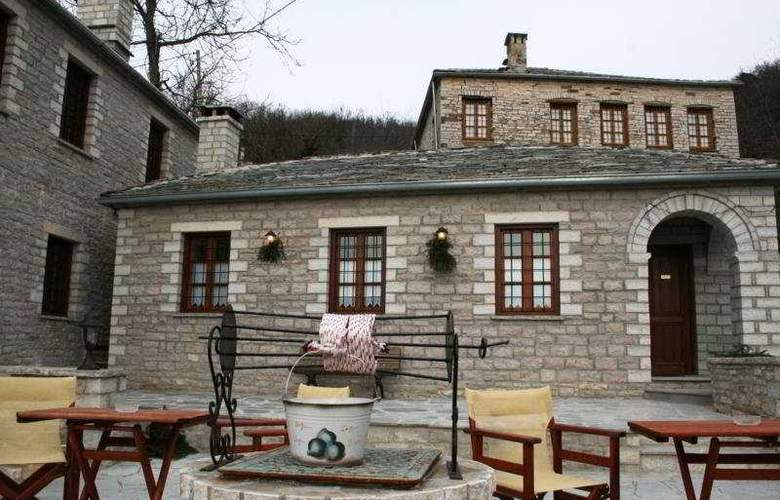 Nikola's Guest House - Terrace - 4