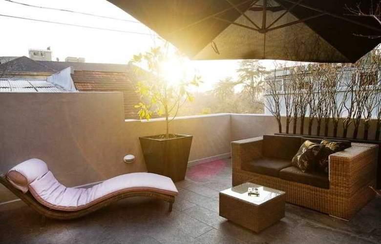 Lastarria Boutique - Terrace - 4