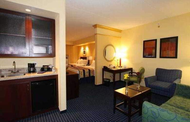 SpringHill Suites Hagerstown - Hotel - 16