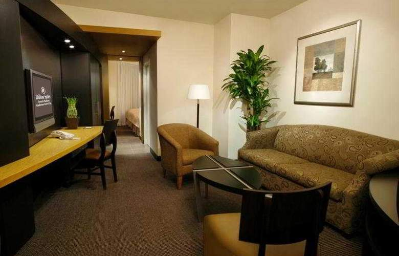 Hilton Suites Toronto Markham - Room - 4