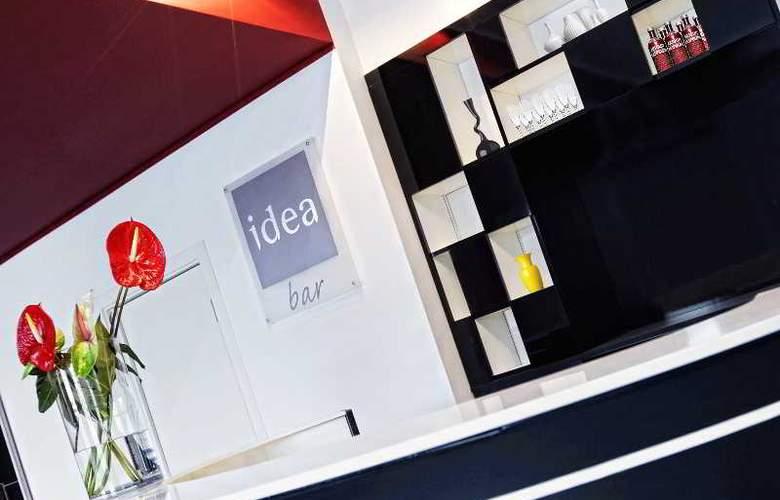 Idea Hotel Milano Malpensa Airport - Bar - 18